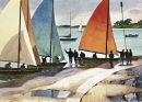 Yachts Returning