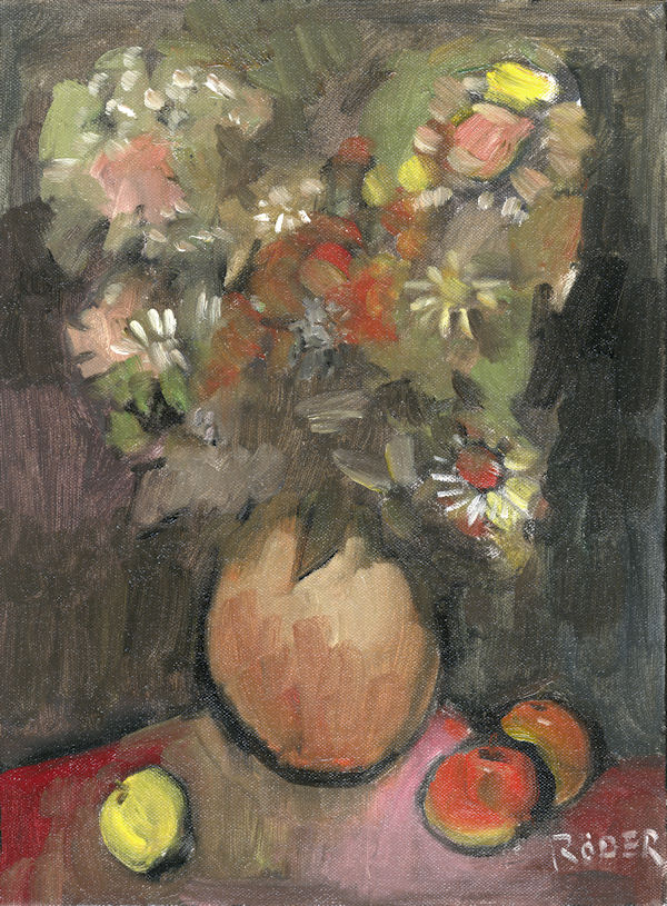 Yellow Vase