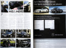 Mercedes Benz advert for 'Live Preston' magazine. 2011.