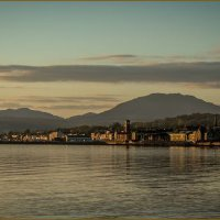 Helensburgh Golden Hour