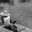 Fisherman. Saint-Gilles, La Réunion