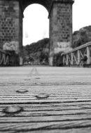 Pont des Anglais suspension bridge