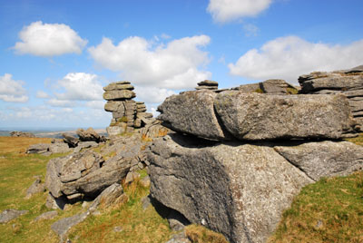 Great Staple Tor Dartmoor