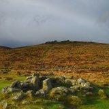 Bronze Age round house Grimspound
