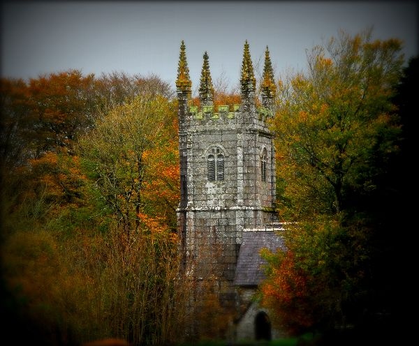 Sampford Spiney Church West Dartmoor