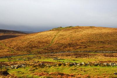 Grimspound Bronze Age Village Dartmoor