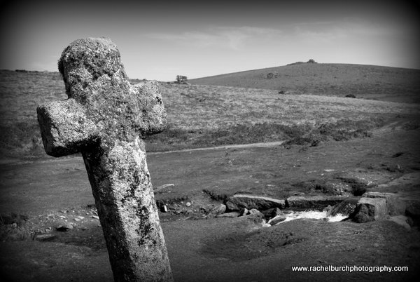 Windy Post Cross Dartmoor