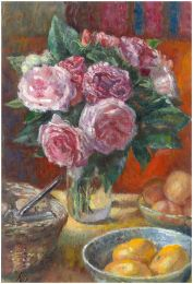 Roses [oil]