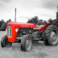 TRACTOR (AFTER)