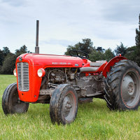 TRACTOR (BEFORE)