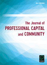 The Journal of Professional Capital and Community