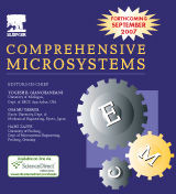 Section of a brochure publicising the Comprehensive Microsystems volumes