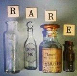RARE bottles