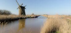 Brograve derelict Windpump