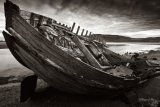 Derelict fishing boat Dulas /6-25