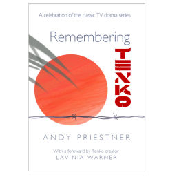 Remembering Tenko, Cover Design