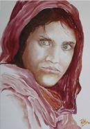 fille afghane '84