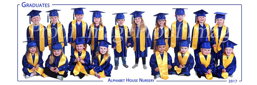 Alphabet House Nursery