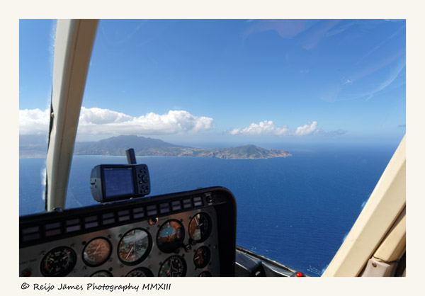 Approaching Montserrat
