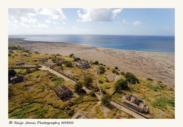 Montserrat, British overseas territory