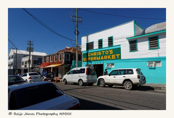 Saint John's, Antiqua