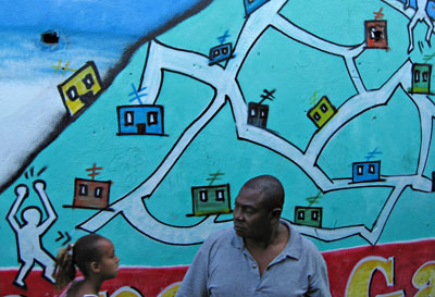 Pedestrians, Rio