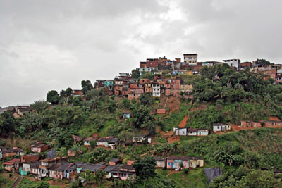 Favelas, Salvador