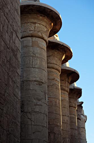 Pylons, Karnak Temple, Luxor
