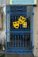 Masks, Salvador