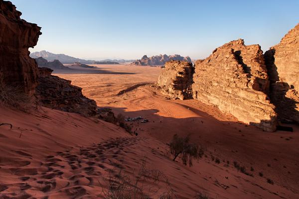 Dune, Wadi Rum, Jordan