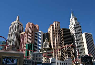 Manhattan, Las Vegas