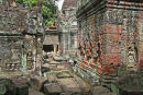 Temple area, Angkor