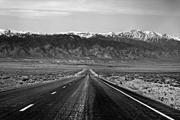 Heading for Yosemite