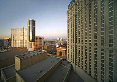 Hotel view, Las Vegas