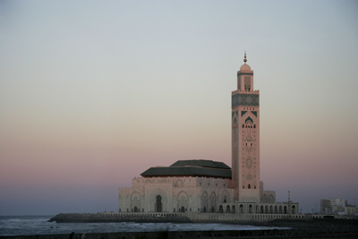 Grand Mosque, Casablanca