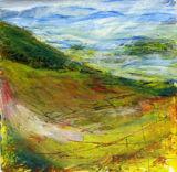 a golden day in the Eden Valley