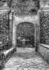 Ischia Ponte - Aragonese Castle Entrance