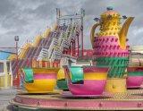 Porthcawl Funfair 6 Cup & Saucer Ride 1