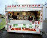 Sara's Kitchen near Salisbury, Wiltshire