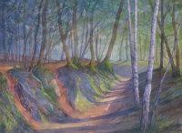 Woodland Path III
