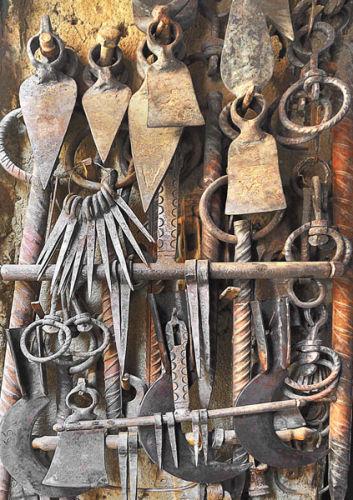Ironmonger's Display, Amizmiz Morocco