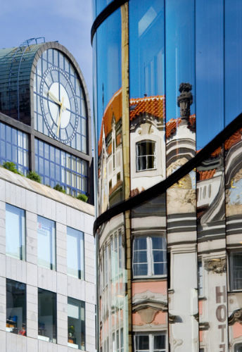 Reflections, Prague