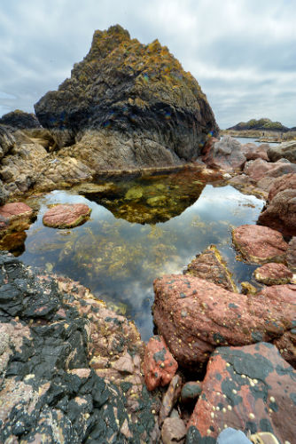 St Abbs Rocks