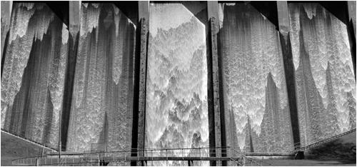 Thruscross dam