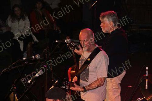 Dave Pegg & Simon Nicol / Fairport Convention