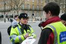 Steve Jago & police