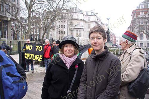 Jean Lambert MEP & Chloe Davies