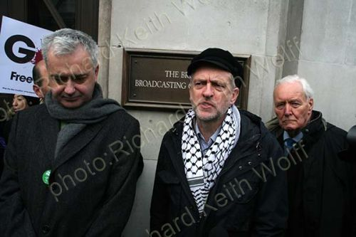 Jeremy Corbyn, Tony Benn & BBC