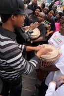 ROHR drummers