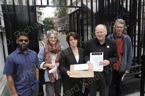 Jane Ellison MP & deligation